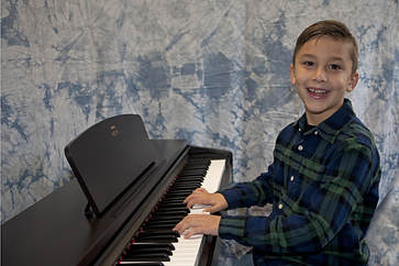 Piano lessons in Moscow, Idaho for kids and adults
