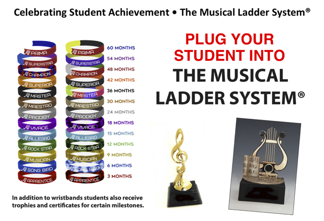 Musical Ladder System - Awards & Recognition