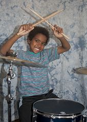 Drum Lessons (for ages 6 and up)