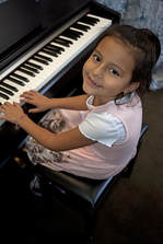 Piano Lessons (for Ages 5 and up)